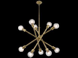 kichler chandelier