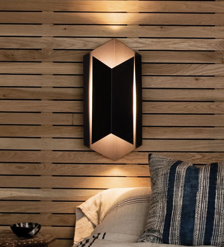 Wall Sconces from top lighting brands like Hinkley, Kichler and Quoizel