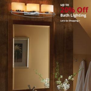 Bath Lighting Sale