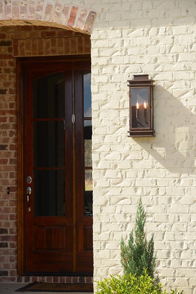 Modern Somerset-Gas Lantern