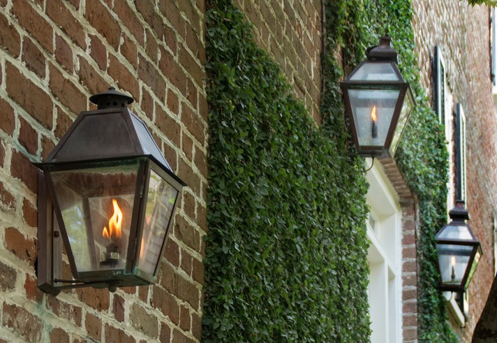 Carolina Lanterns and Light