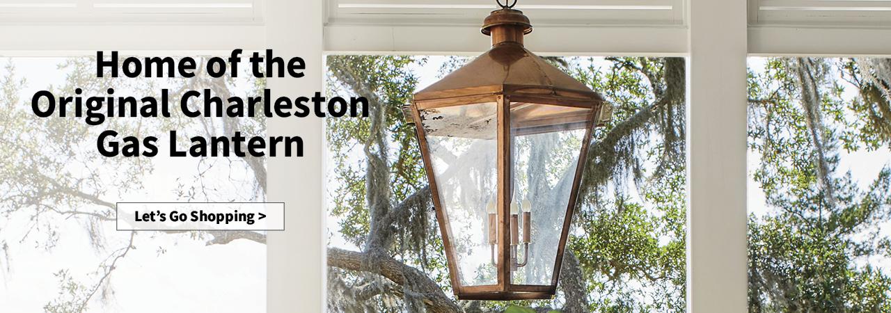 Charleston Gas Lantern