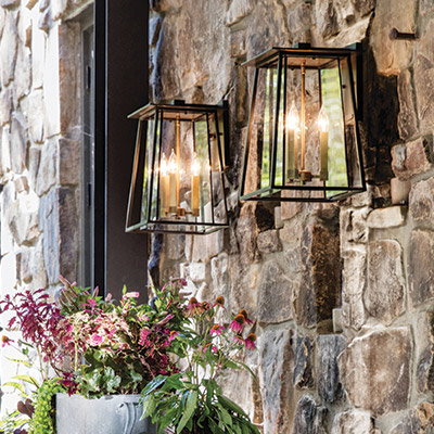 Outdoor and landscape lighting