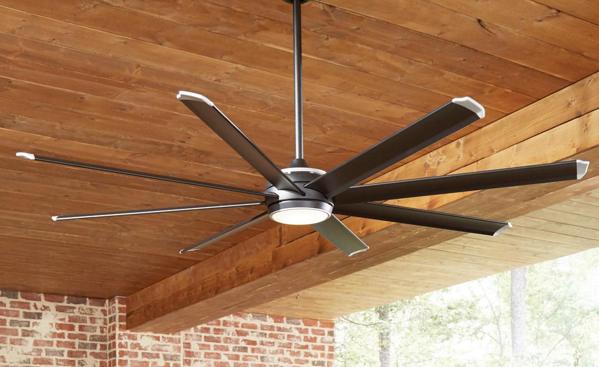 Concept Drop Down Ceiling Fan 2021