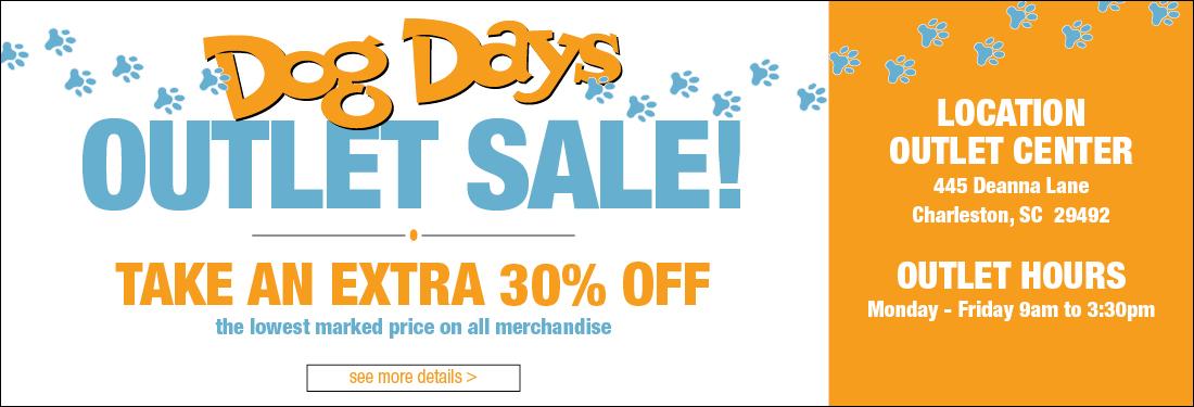 Dog Days Lighting Sale